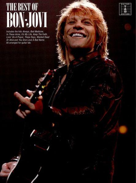 Bon Jovi Best Of Wise Publications