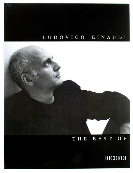 Ludovico Einaudi The Best Of Ricordi
