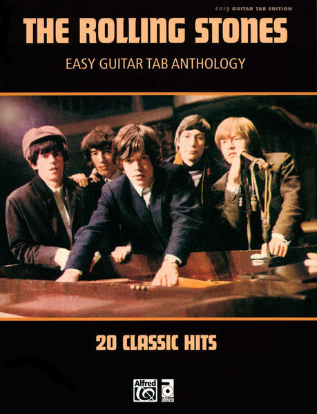 The Rolling Stones Easy Guitar Alfred Music Publishing