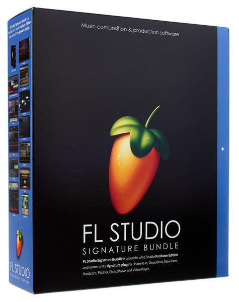 Fl Studio Signature Bundle Image-Line