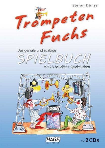 Trompeten Fuchs Spielbuch Hage Musikverlag