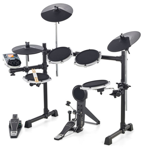 XD80USB E-Drum Set Behringer