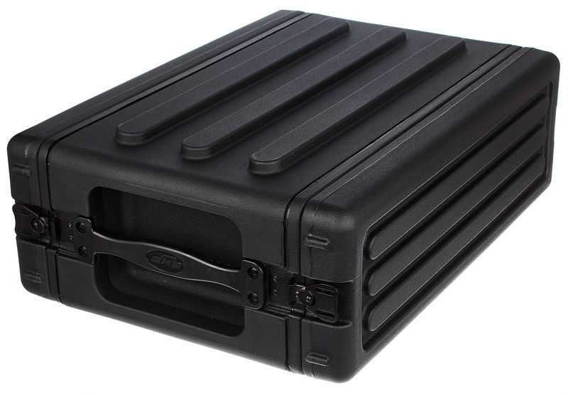 Roto-Molded 3U Shallow Rack SKB
