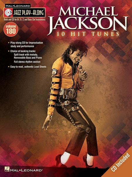 Jazz Play-Along M. Jackson Hal Leonard