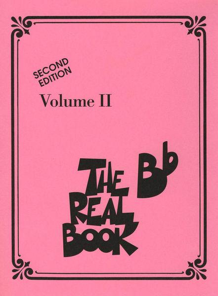 Real Book 2 Bb Hal Leonard