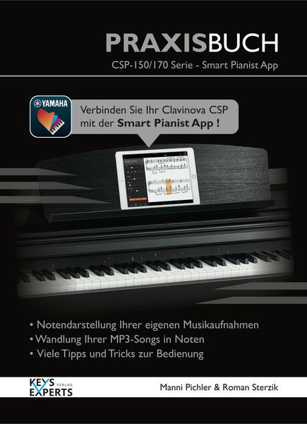CSP Smart Pianist Praxis Buch1 Keys Experts Verlag