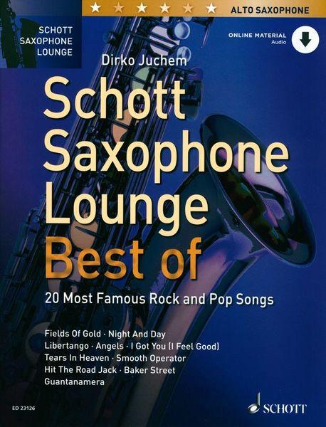 Saxophone Lounge Best Of A-Sax Schott