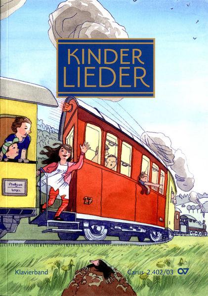 Kinderlieder Klavierband Carus Verlag