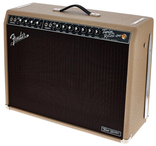 Tone Master Twin Reverb Blonde Fender