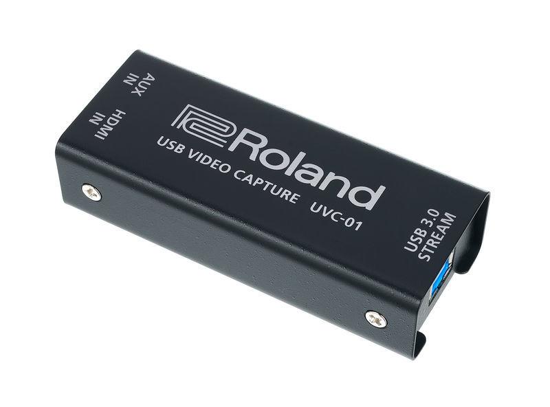 UVC-01 USB Video Capture Roland