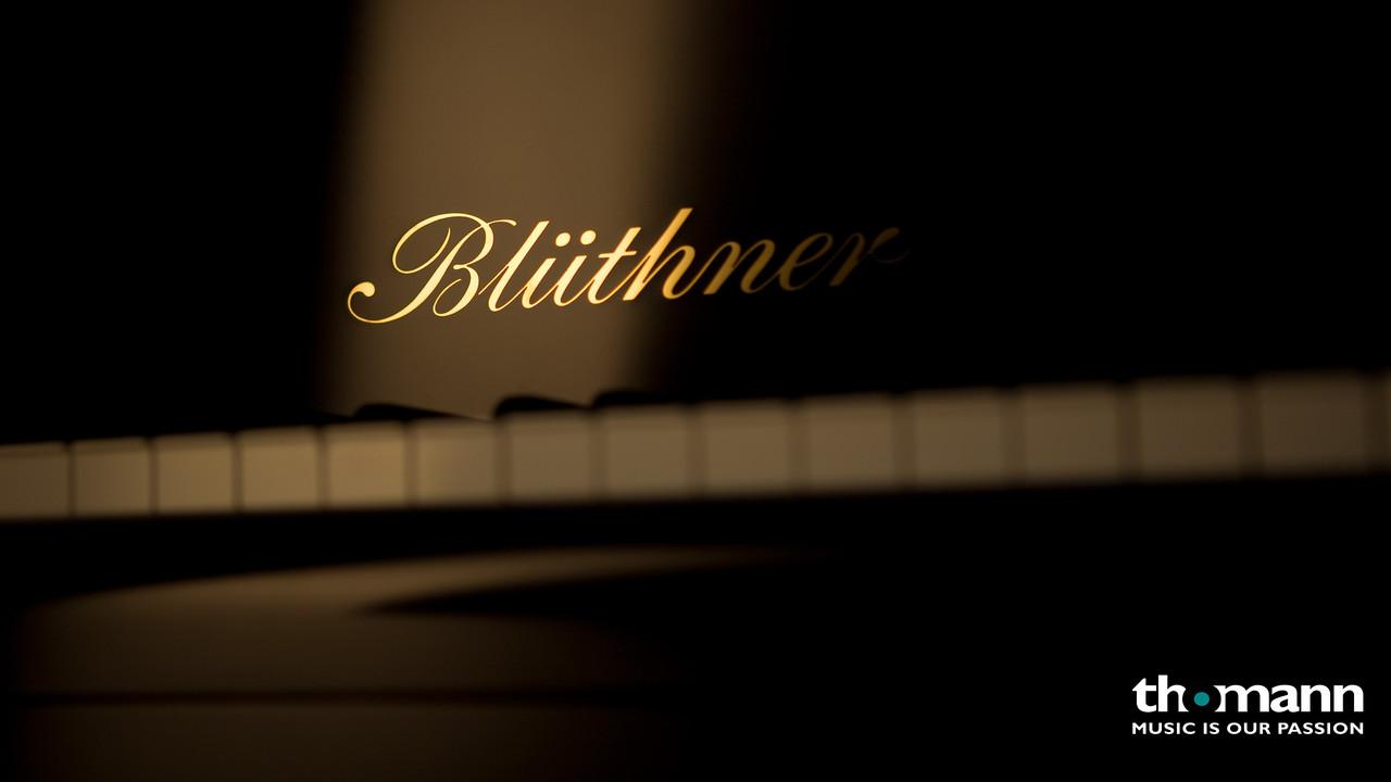 Blüthner Modell 4