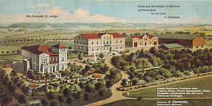A. Osmanek, Musikinstrumenten- und Saitenfabrik