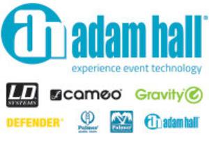 Adam Hall company logo