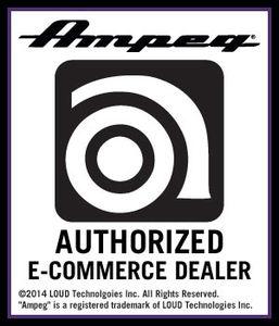 Ampeg company logo