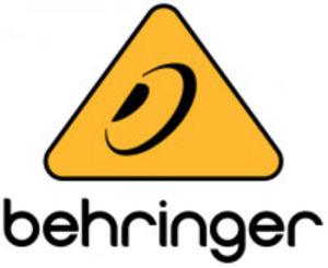 Behringer Logo de la compagnie
