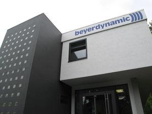 Firmensitz in Heilbronn
