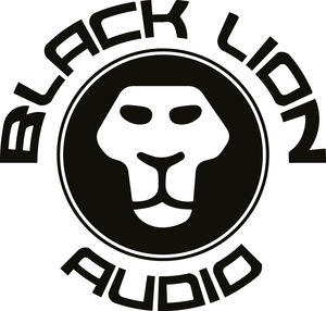 Black Lion Audio company logo