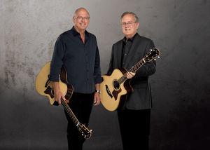 founder Bob Taylor &  Kurt Listug