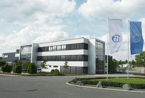 Firmensitz in Neu-Anspach