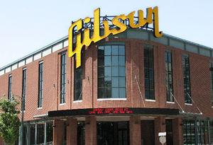 Gibson Fábrica