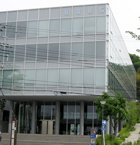 Firmensitz in Tokyo