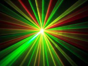 Lasershow with Laserworld Laser