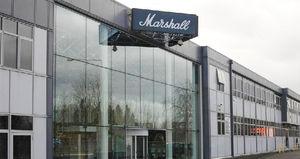 Firmensitz in Bletchley, Milton Keynes