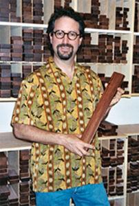 founder Ron Samual