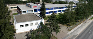 head office in Postbauer-Heng