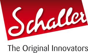 Schaller company logo