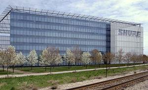 Firmensitz in Niles (Illinois)