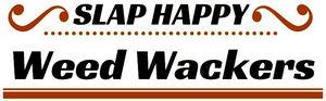 Slap Happy Weed Wackers company logo
