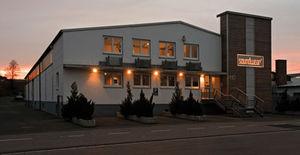 head office in Erlangen