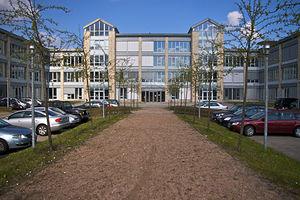 hoofdkantoor in Hamburg