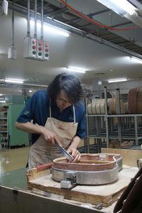 Takamine factory