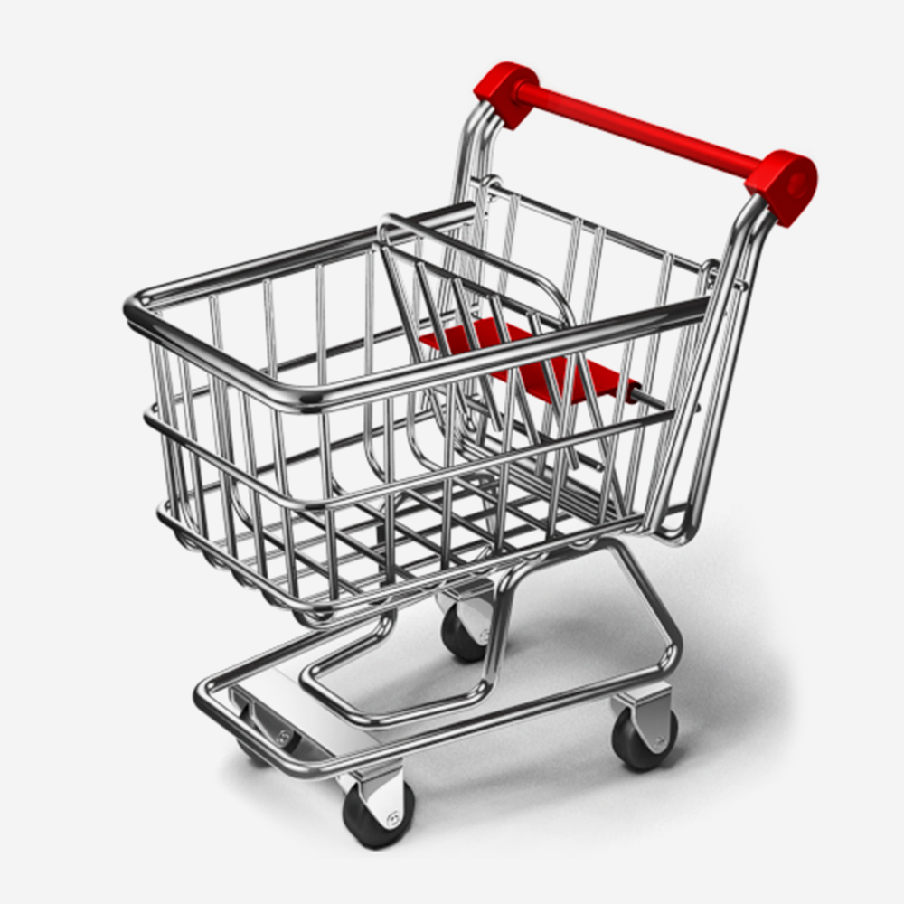 Step 2: Putting an item into your shopping basket