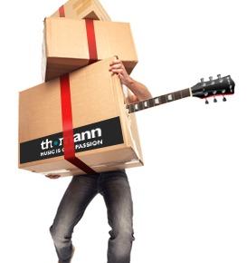 The Thomann Gift Finder Engine